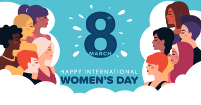 Have your voice heard! – International Women's Day 2021